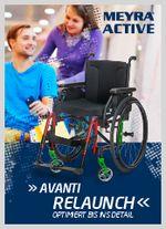 MEYRA Avanti-Broschüre