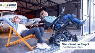 Produktschulung E-Power-Rollstühle (MEYRA & TA Service)