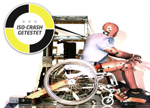 ISO-Crash getestet
