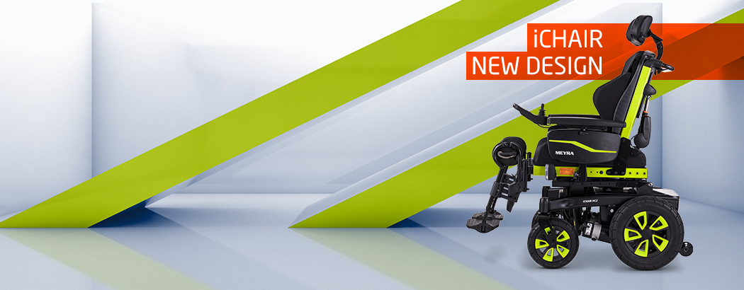 MEYRA - iCHAIR Relaunch