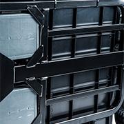 MEYRA - Äußerst robuster Kassettenrahmen