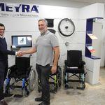 Erfolgreich im Privatverkauf – myCHAiR von Meyra